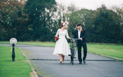 Beeston Manor Wedding photography – Rock N Roll style