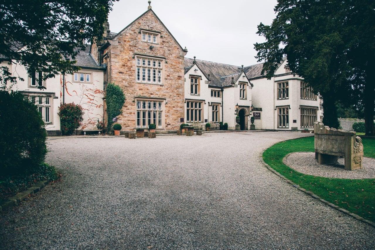wedding venue - Mitton Hall