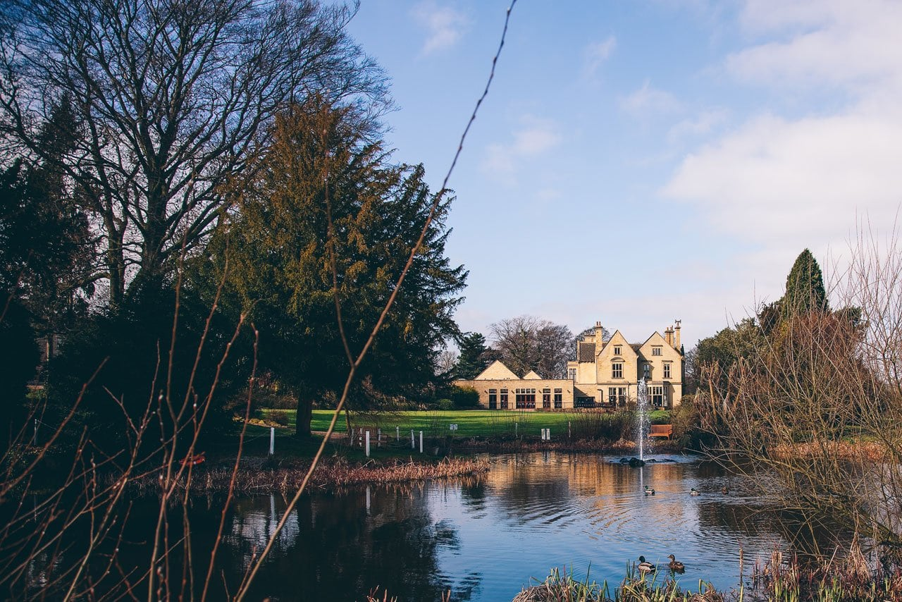 Wedding venue advice - Bagden Hall