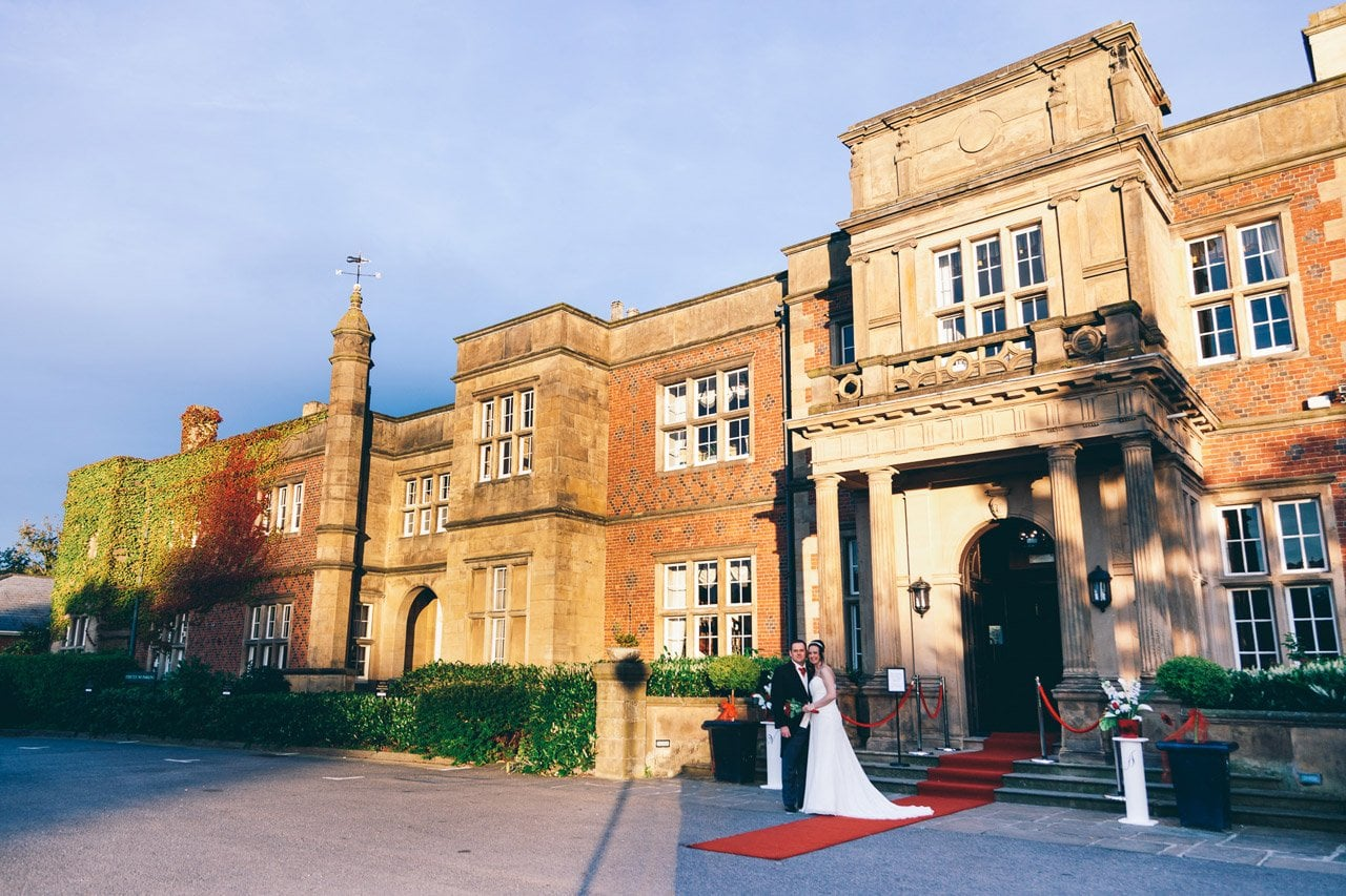 Wedding venue - Cranage Hall