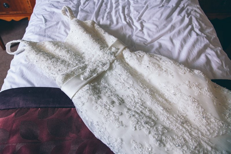 Choosing your wedding dress – The 'one'