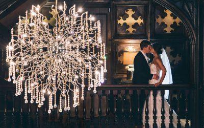 Super Stylish Mitton Hall Autumn Wedding