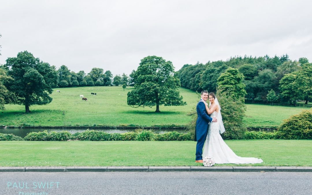 Yvonne and Martin's gorgeous Mitton Hall wedding