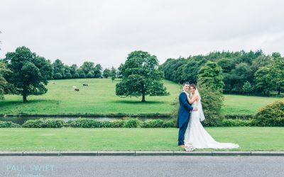 Yvonne and Martin's gorgeous Mitton Hall wedding