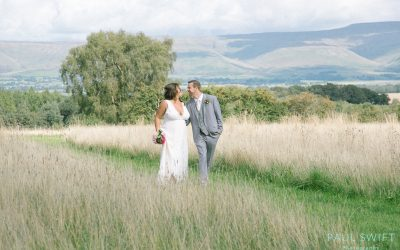 Sneak peek – Daniela and Dave got married at High Barn