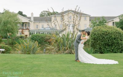 Sneak Peek – Danielle and Tom got married at Ribby Hall village