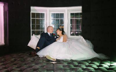 Sarah and Phil's beautiful 30 James Street wedding