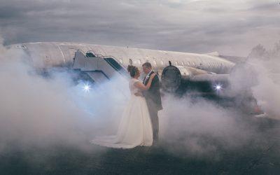 Lauren and Phil's amazing wedding at Crowne Plaza