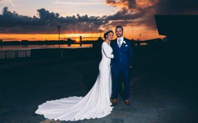 Hard Days Night Hotel Wedding Photography