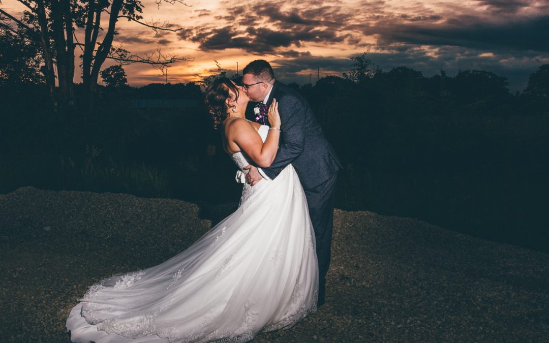 Epic Wedding At Charnock Farm