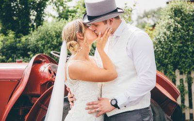 Romance at Charnock Farm