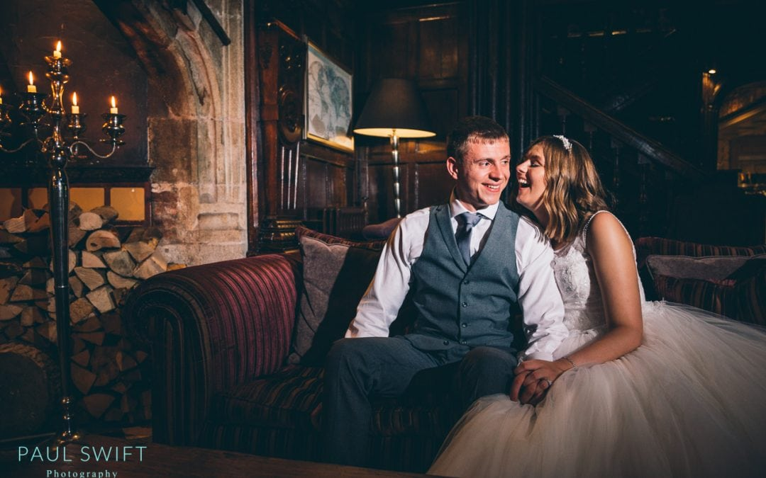 A wedding day at Mitton Hall