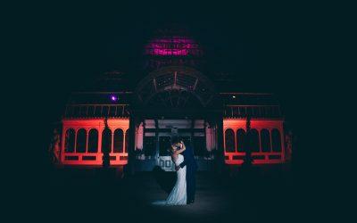 A beautiful summer wedding at Palm House Sefton Park