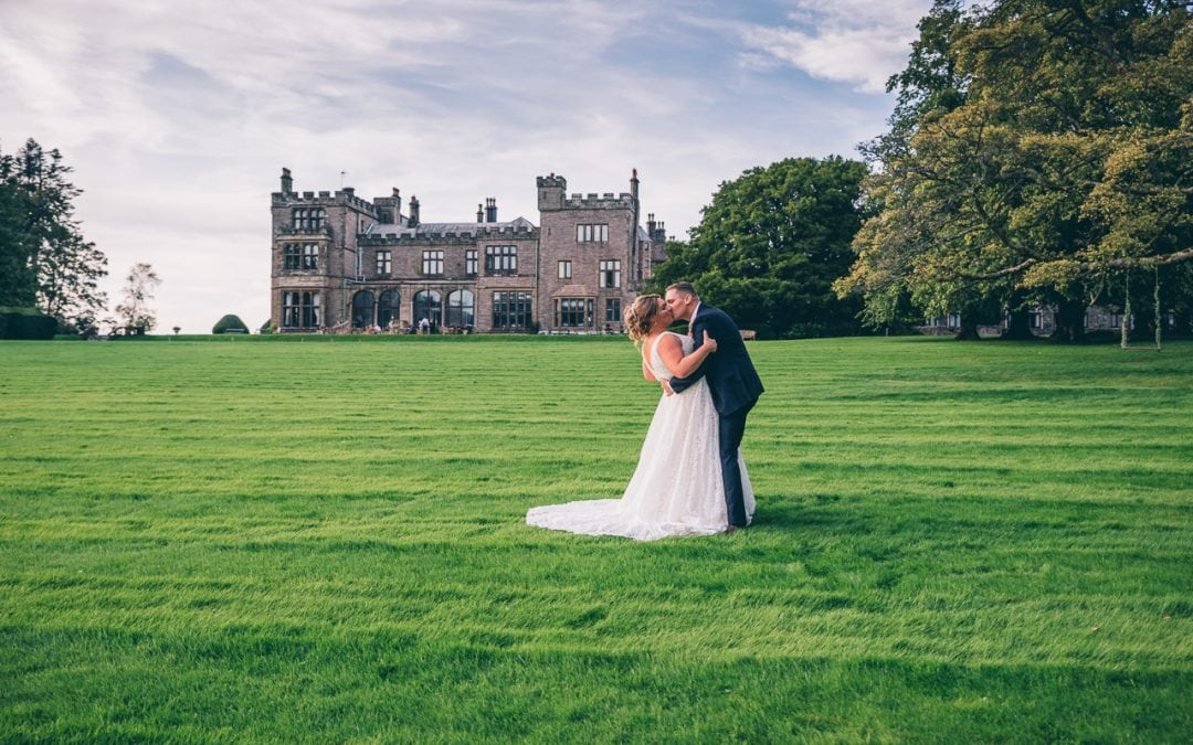 A beautiful wedding in the Lakes and celebration at Armathwaite Hall
