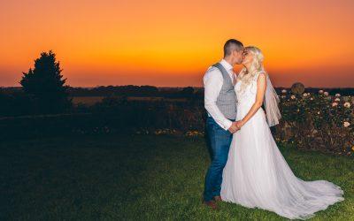 Katy and Jonny's Rustic Summer Beeston Manor Wedding