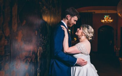 Falcon Manor; Lucy and Mark's wonderful Winter Wedding