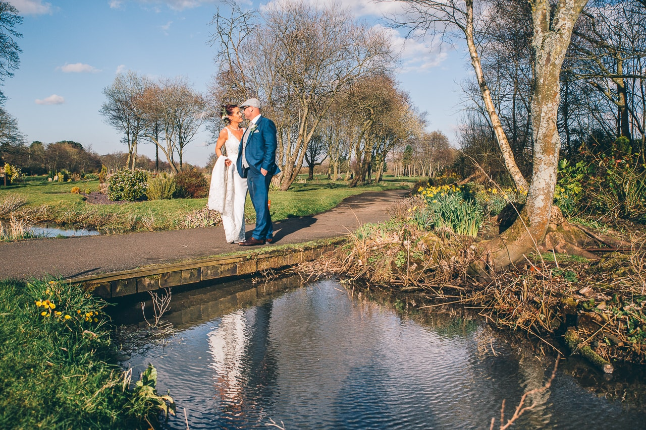 A Gorgeous Formby Hall Spring Wedding