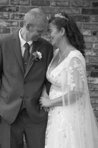 Beautiful Wedding Day Charnock Farm