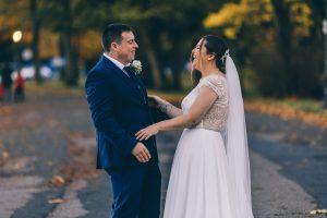 wedding in Sefton Park
