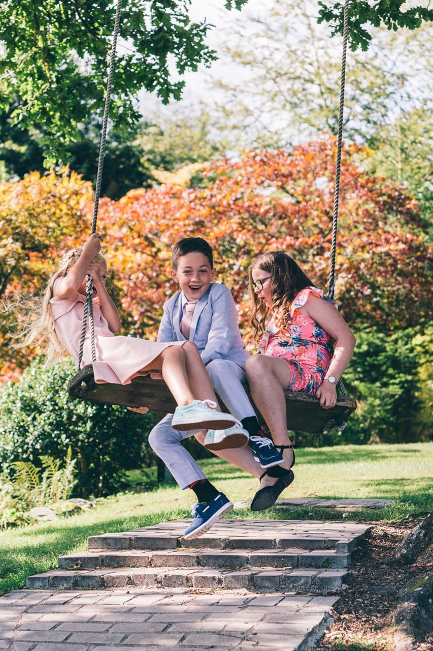 The-swing-at-Broadoaks-Country-House-being-enjoyed
