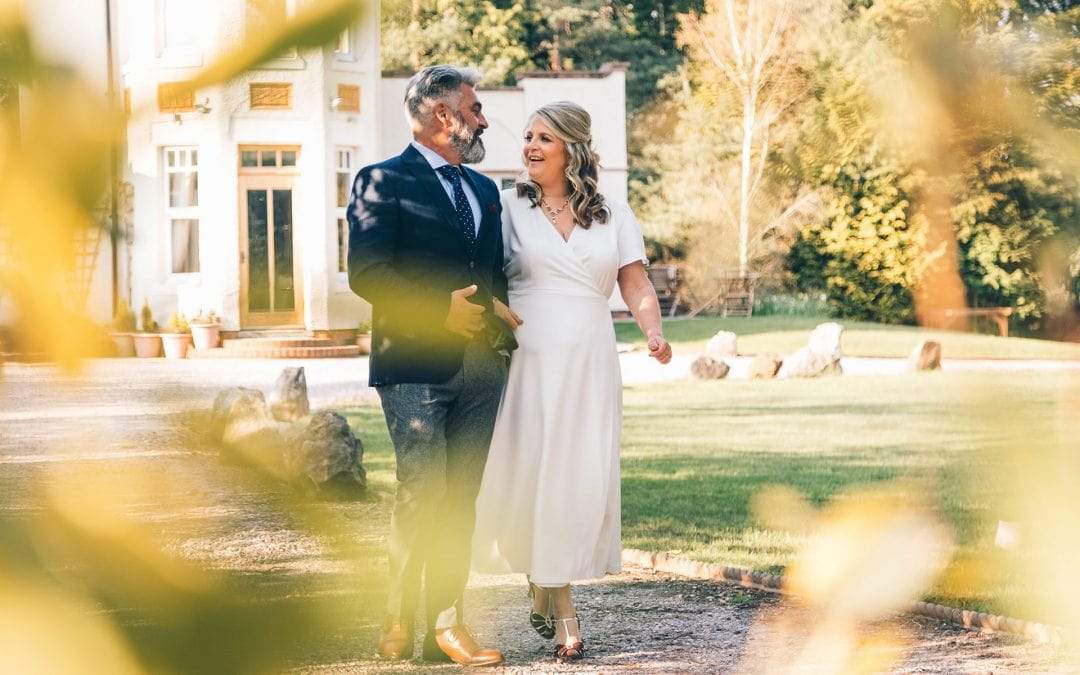 Pretty Spring Wedding at Mere Brook House