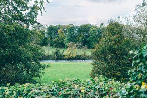 Mitton Hall Views