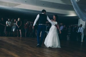 First Dance at Mitton Hall
