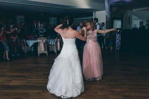 Dancing at Mitton Hall