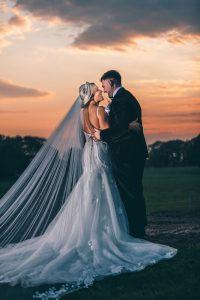 Spring Merrydale Manor Wedding