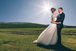 Spring Saddleworth Moor Wedding