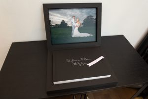Wedding Album From The Glass House