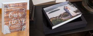Wedding Albums By Paul Swift Photography