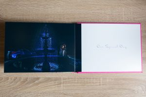 Wedding Album From Broadoaks Country House