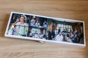 Wedding Album From Mitton Hall