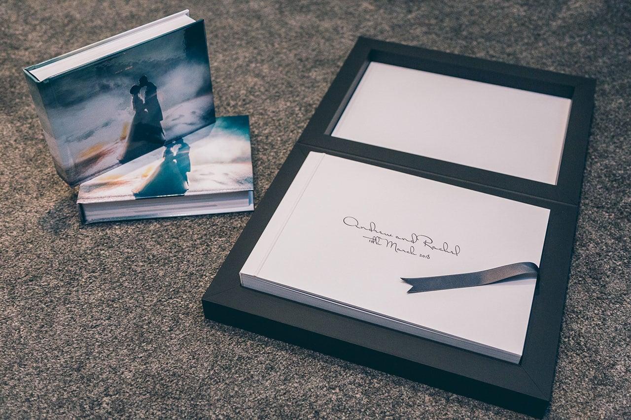 Wedding Album From Abbey House