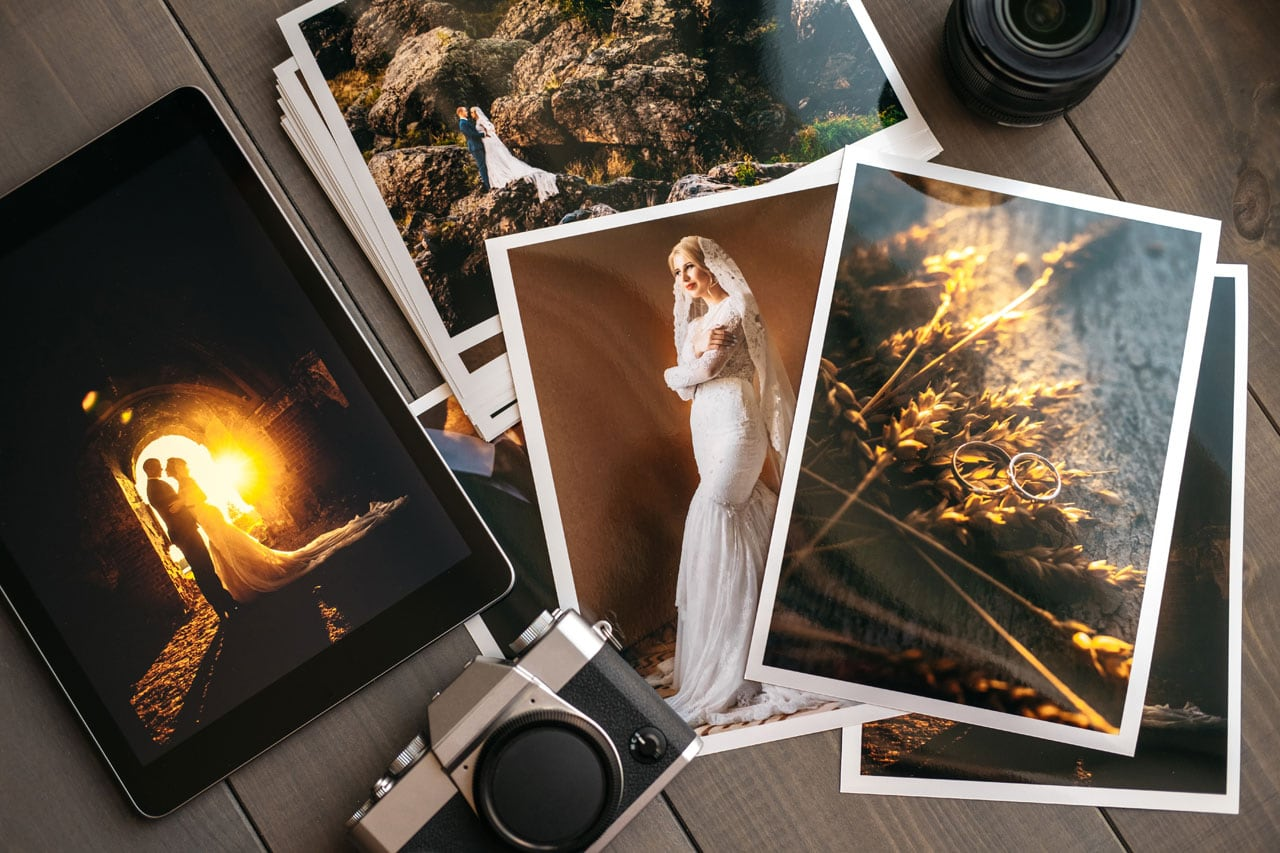 Wedding Photography Packages - Prints