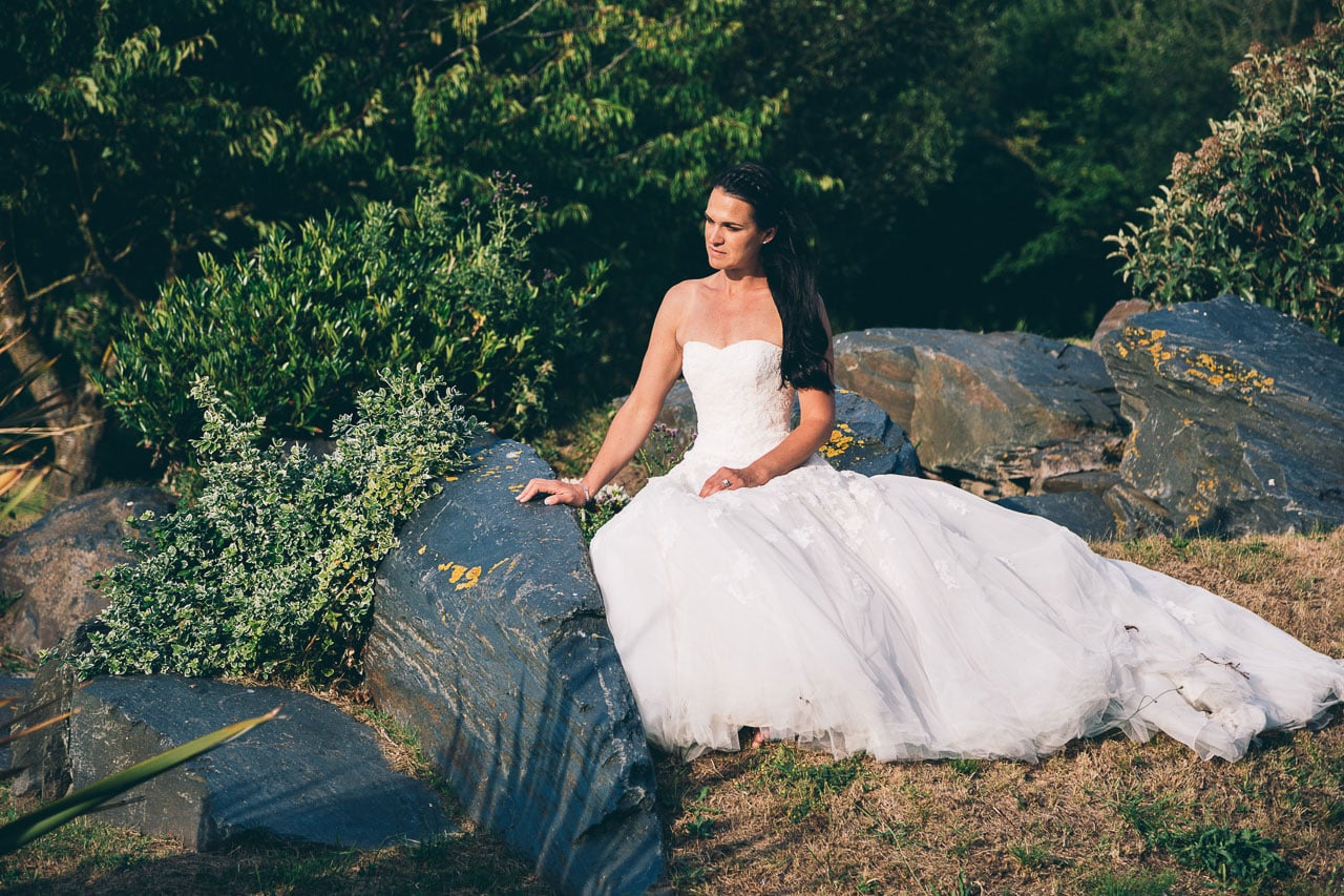 Beautiful Bride - Formby Hall Wedding Photography