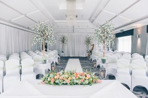 The Ceremony Room At Formby Hall