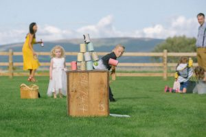Fun and games in the sun - best Wedding Venues in the Lake District