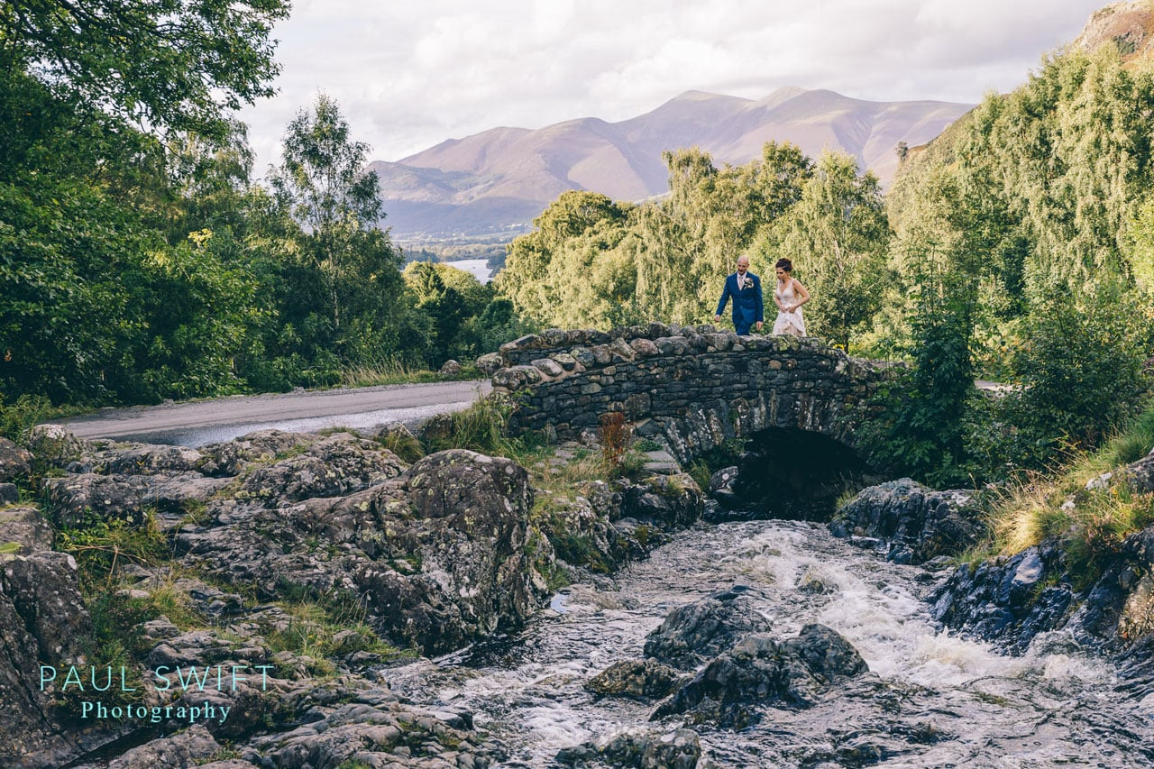 Ashness Bridge - best Wedding Venues in the Lake District