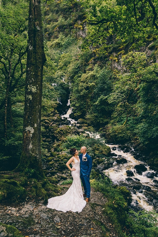 Lodore Falls - best Wedding Venues in the Lake District