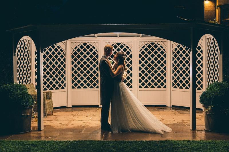 A Summer Falcon Manor Wedding