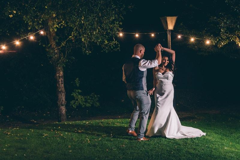 A Bright Colourful Romantic Bartle Hall Wedding
