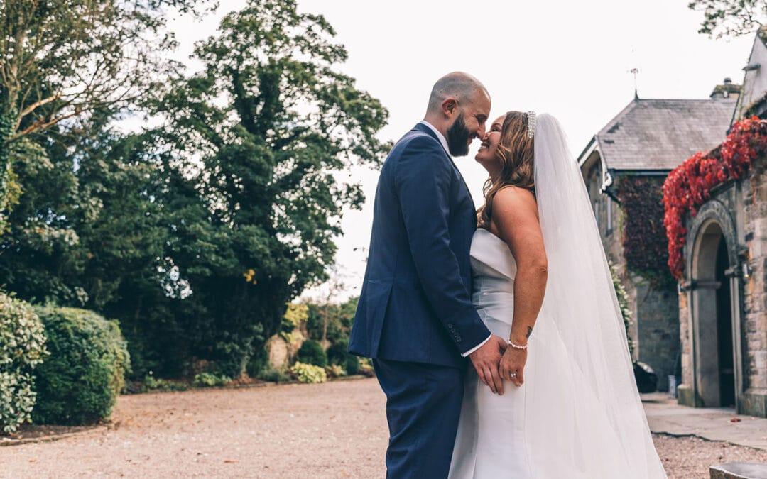 Elegant Mitton Hall Wedding Photography