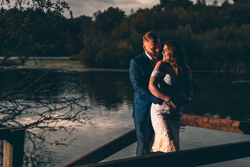 Not Your Typical Autumn Nunsmere Hall Wedding